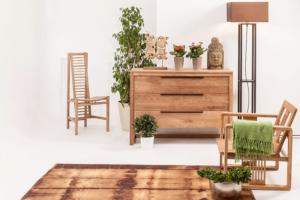 Mobili in legno ecologici