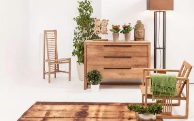 Mobili in legno: una scelta ecologica.