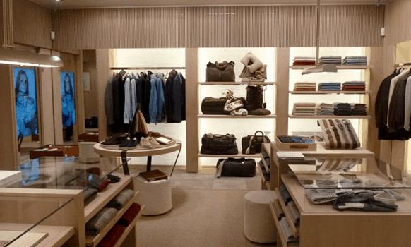 Mobili su misura per negozi torino falegnameria fedele for Negozi mobili torino