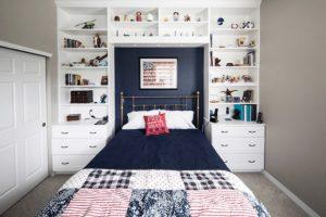 Consigli come arredare camera da letto piccola