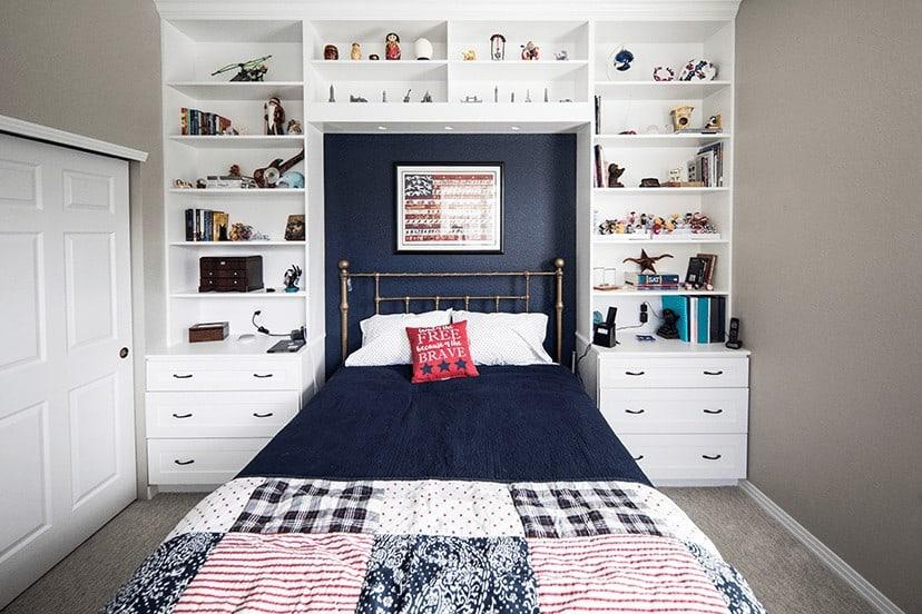 Camera da letto piccola, 4 consigli su come arredarla
